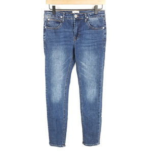 Hudson Jeans Girls Skinny Leg Blue Jeans Sz 14